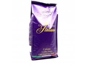 Grand Maestro Italiano Celeste zrnková Káva 1 kg