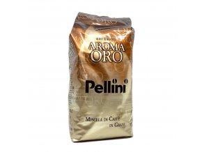 Pellini ORO Intenso zrnková káva 1 kg