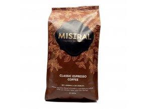 Mistral Selection Zrnková káva Classic Espresso coffee 1 kg