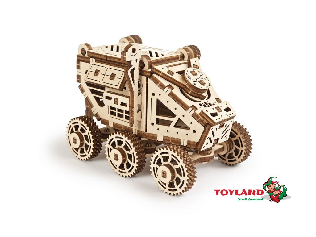 Ugears Mars Buggy model 6 max 1100
