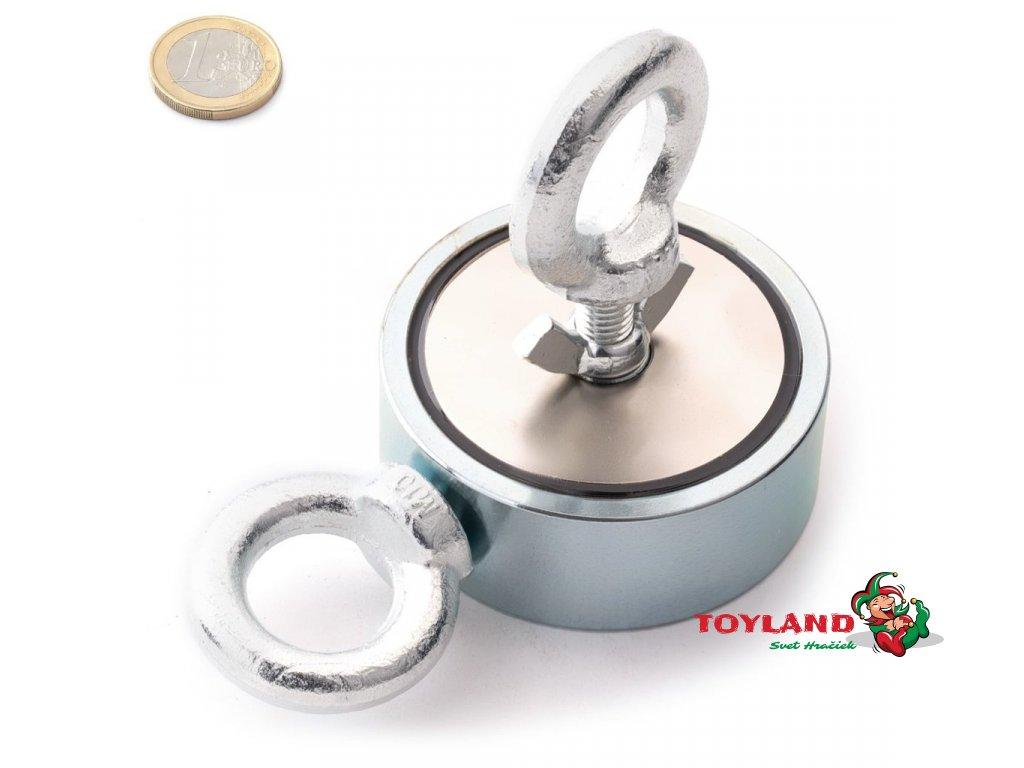 Magnet pre lovcov pokladov - F250