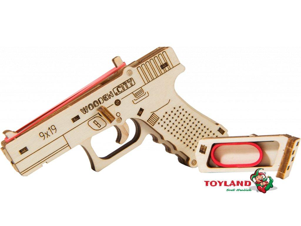 guardian glk 19 gun pistol woodencity wooden mechanical model set 04 1028x750 1474x650