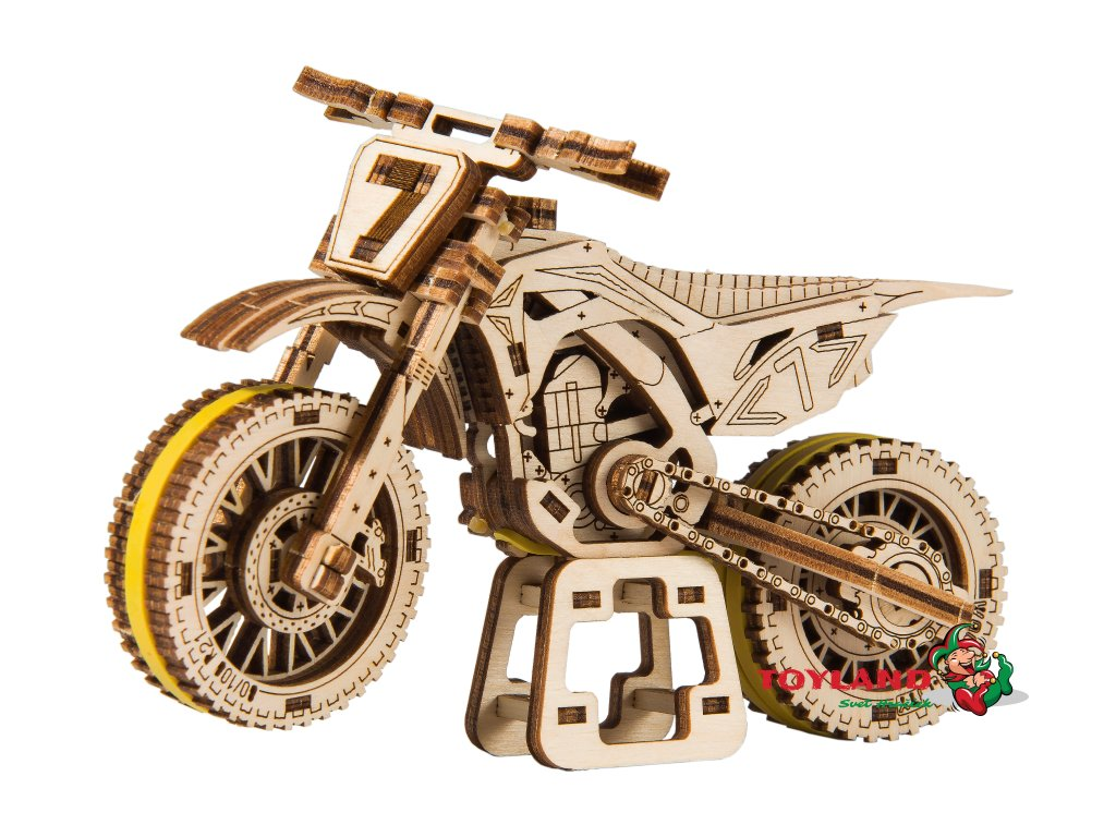 motocross motorbike woodencity wooden mechanical model set 01 837x650