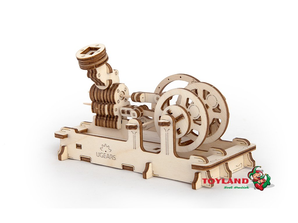 Model Engine Ugears 1
