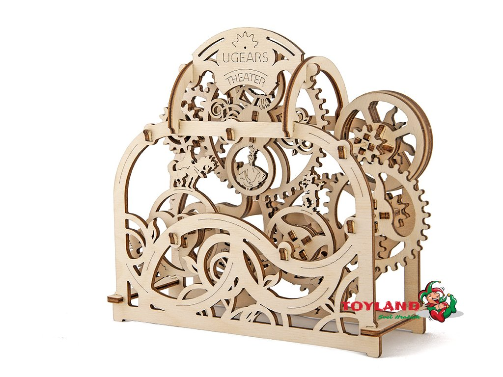 Model Theater Ugears 4