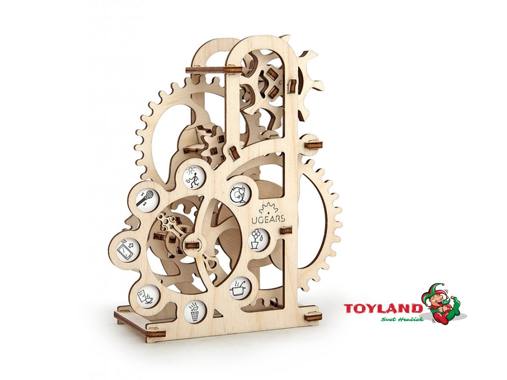 Model Dynamometer Ugears 2