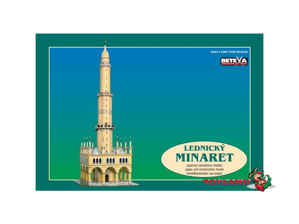 lednicky minaret 2146 a