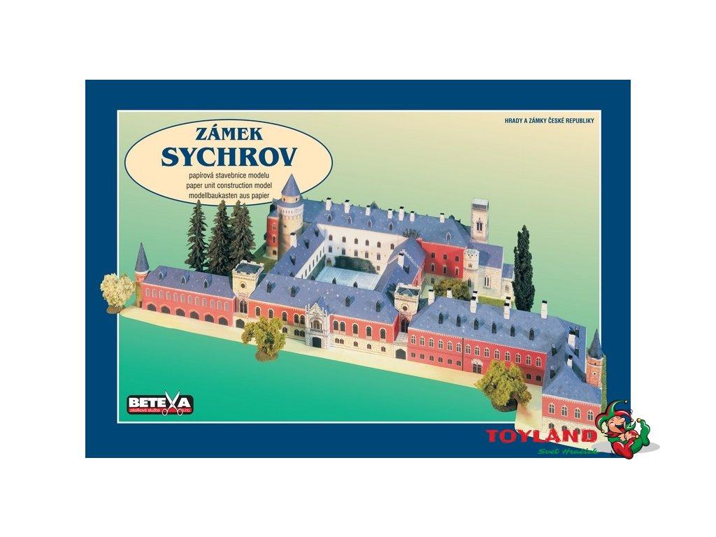 zamek sychrov 2038 a