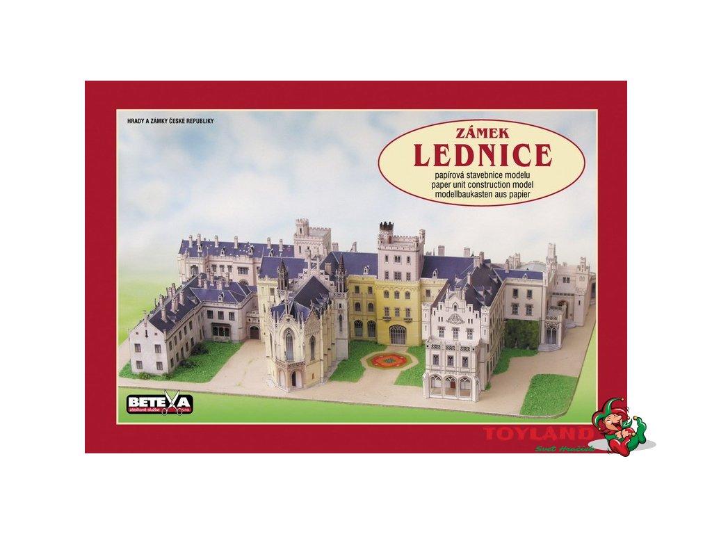 zamek lednice 146 a