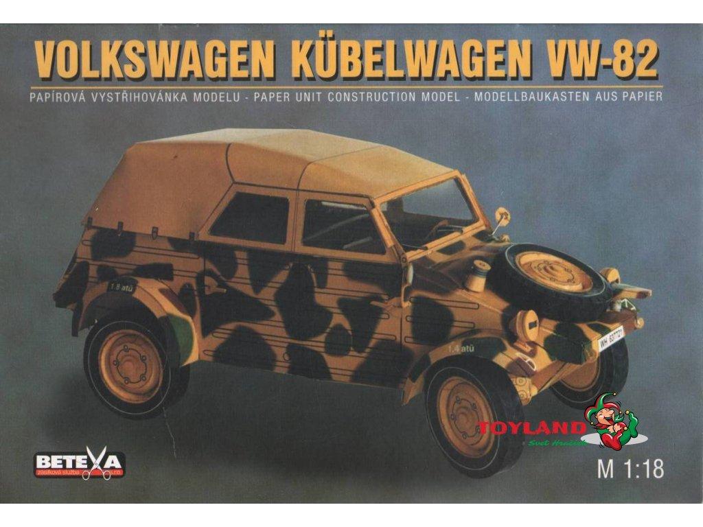 Volkswagen Kubelwagen VW82