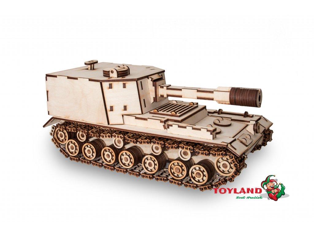 Tank - SPG Object 212A