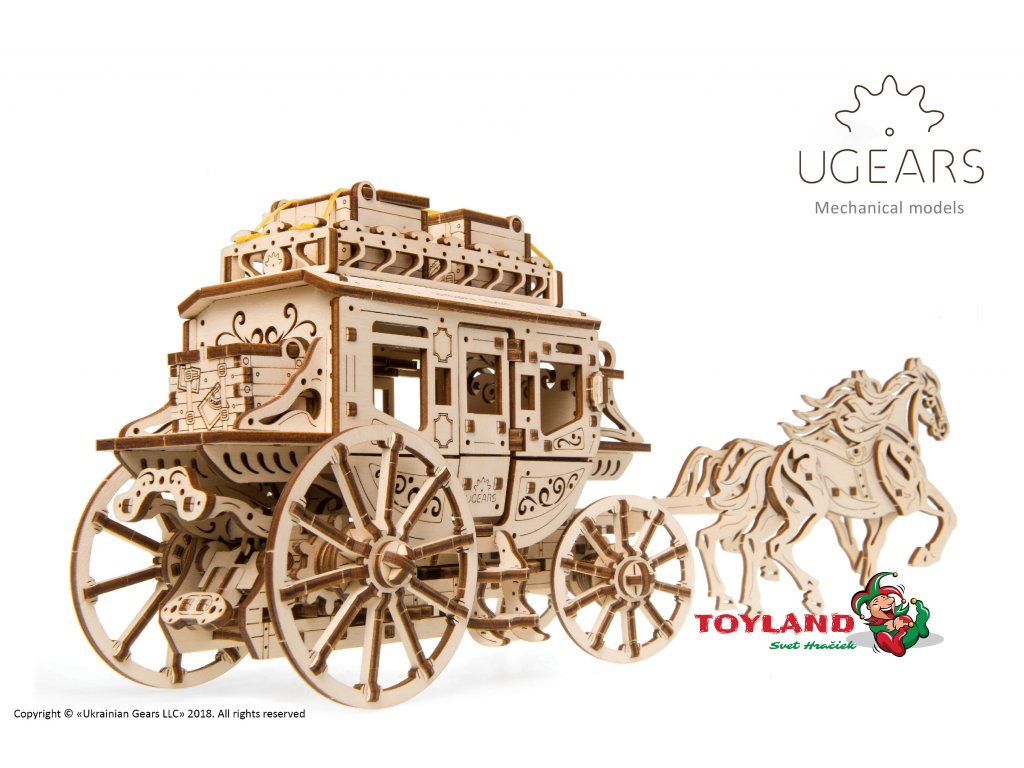 Ugears Stagecoach mode 7 1