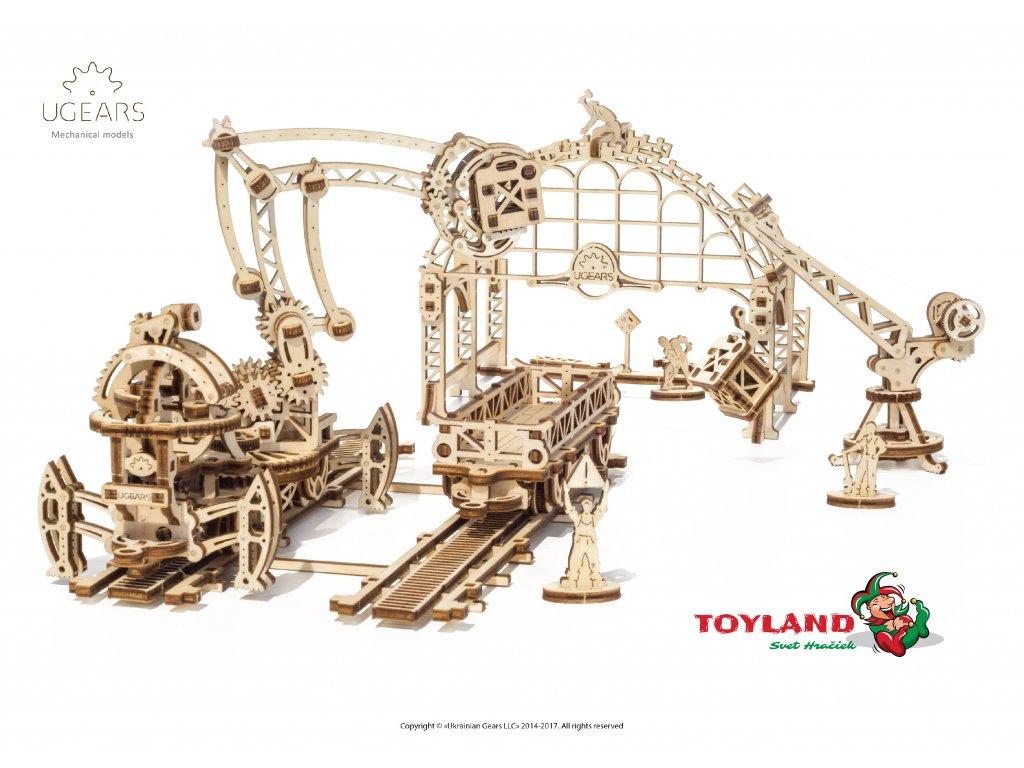Rail Mounted Manipulator 4316