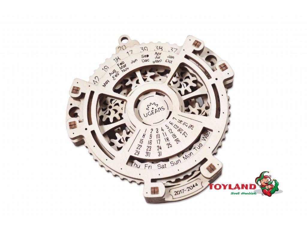 Ugears Date Navigator DSC9933