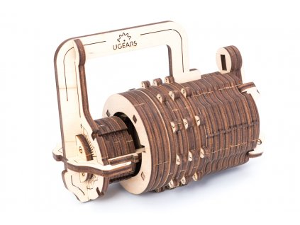 Ugears Combination Lock 0222