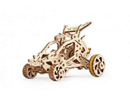 ugears mechanical model mini buggy 02 max 1100