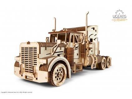 Ugears Heavy Boy Truck VM 03 DSC8614