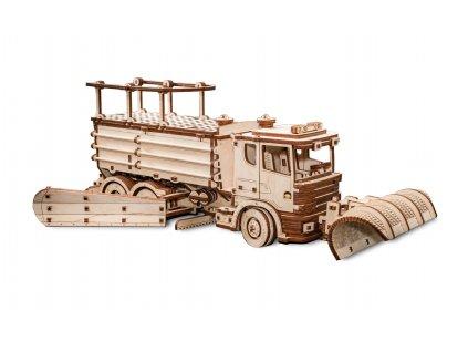 Auto snežný pluh - Snowtruck