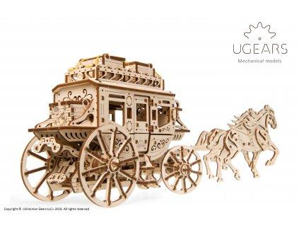 Ugears Stagecoach mode 7 1