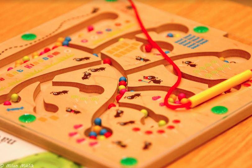 Chytré hračky pro Vaše děti - Festival IQ Play 2018