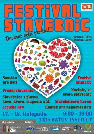 FESTIVAL STAVEBNIC 17. – 18. listopadu 2018