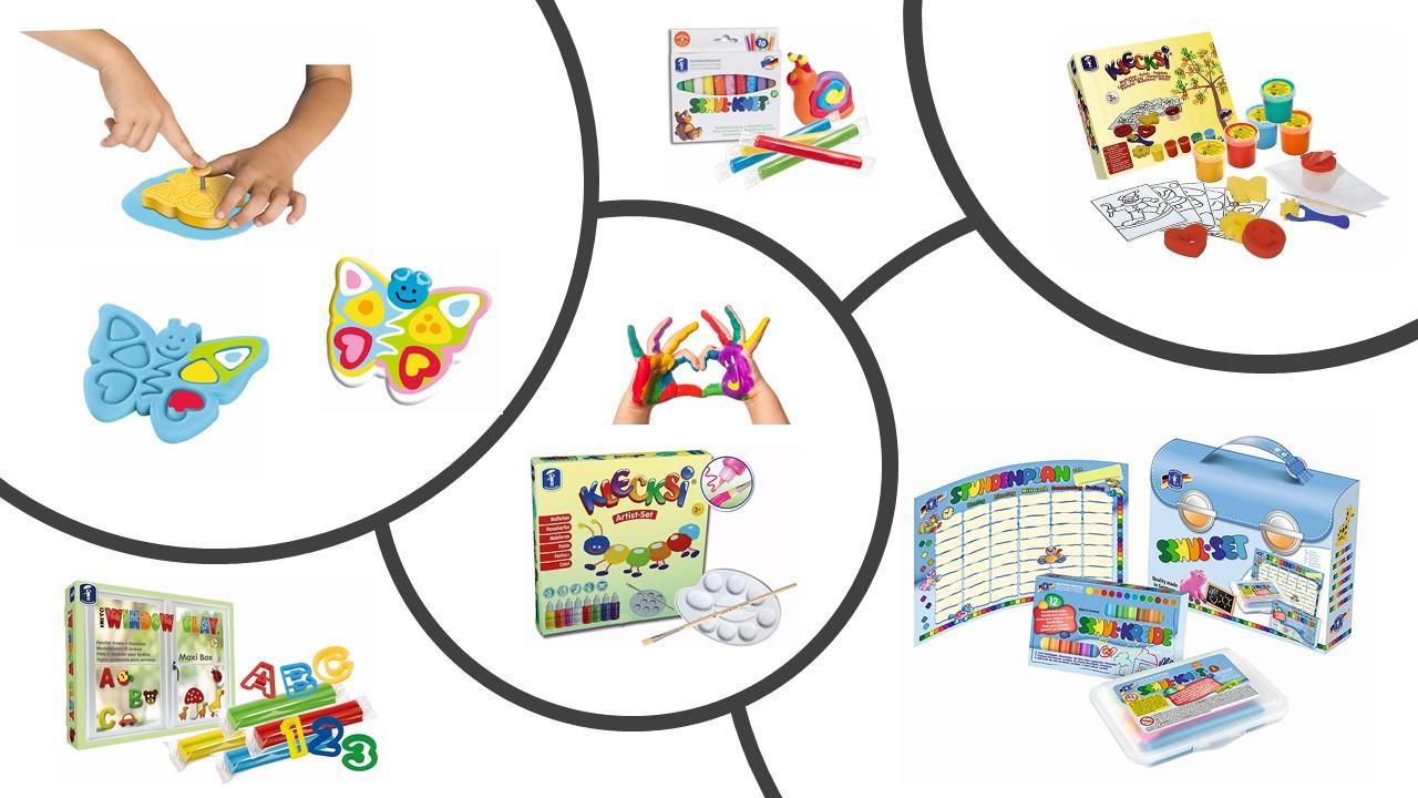 Přivítej nový školní rok s výtvarnými a kreativními potřebami FEUCHTMANN