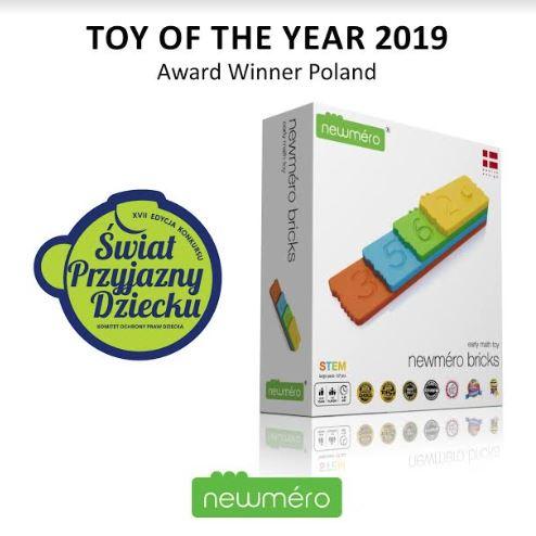 Newméro hračkou roku 2019!