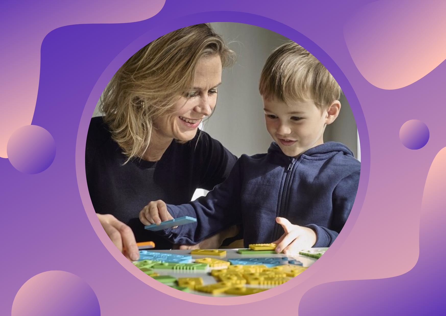 Jak na vzdělávání dětí doma pomocí hraček?
