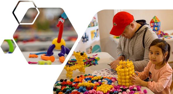 Hračky Toypex na hravé výstavě ve Zlíně po celé léto
