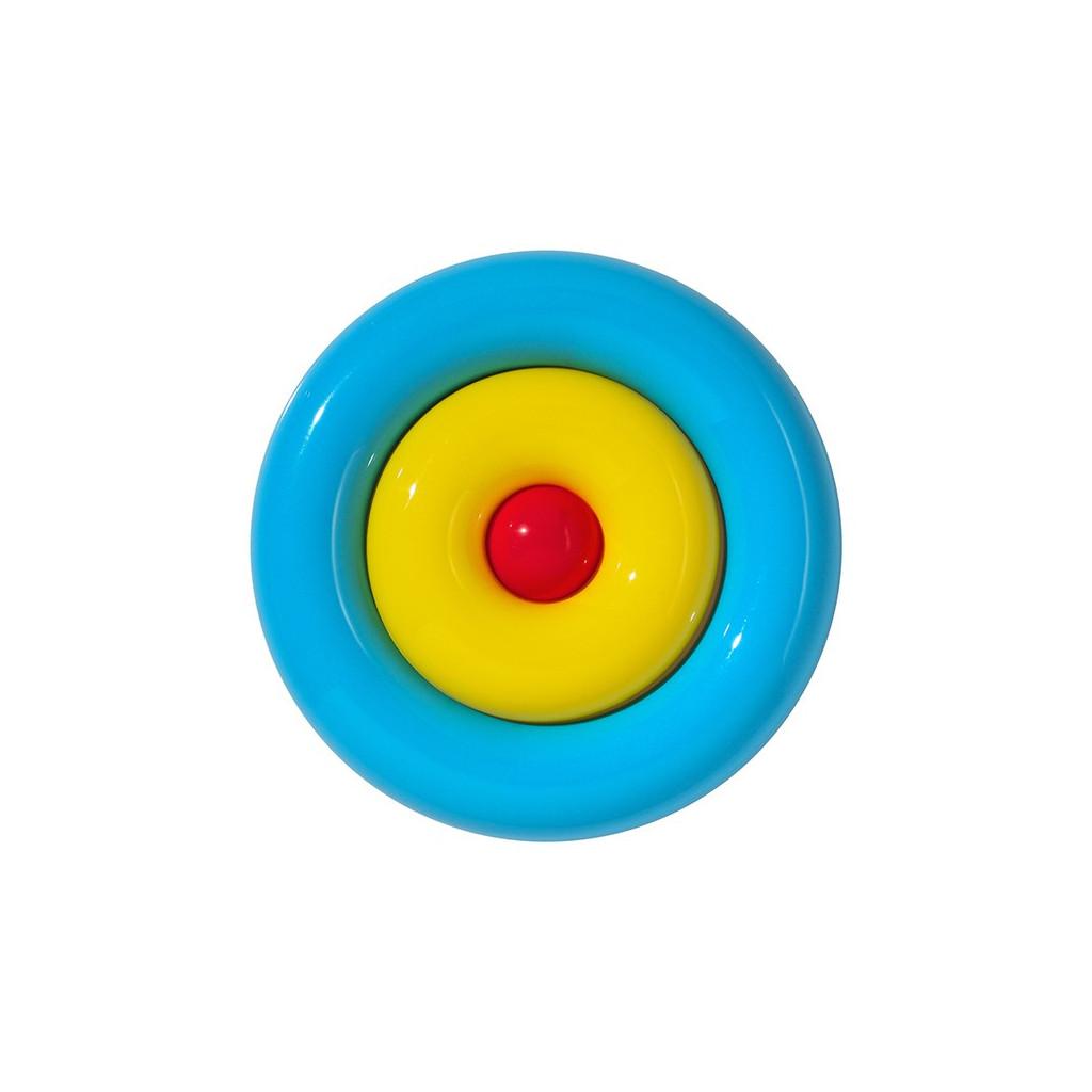 NELLO  25 cm - modrá