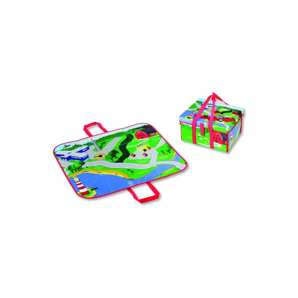 MICOMIC Úložný box/Hrací koberec