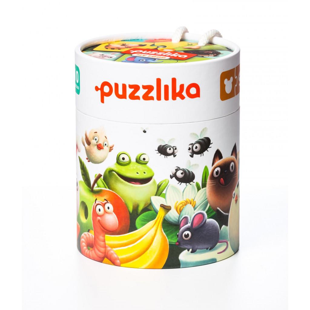 CUBIKA Puzzle Jídlo