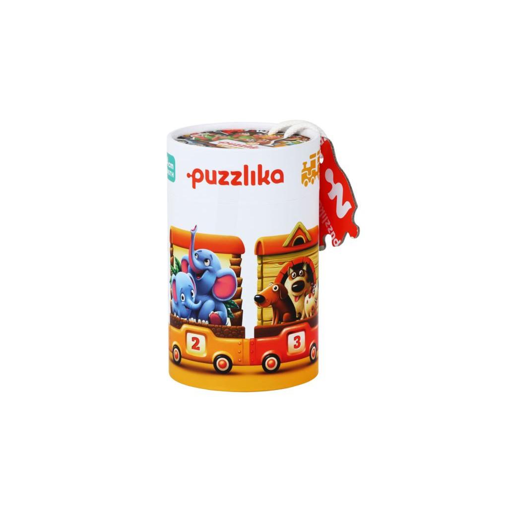 CUBIKA Puzzle Vlak