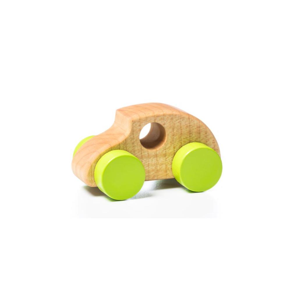 CUBIKA Miniautíčko zelená