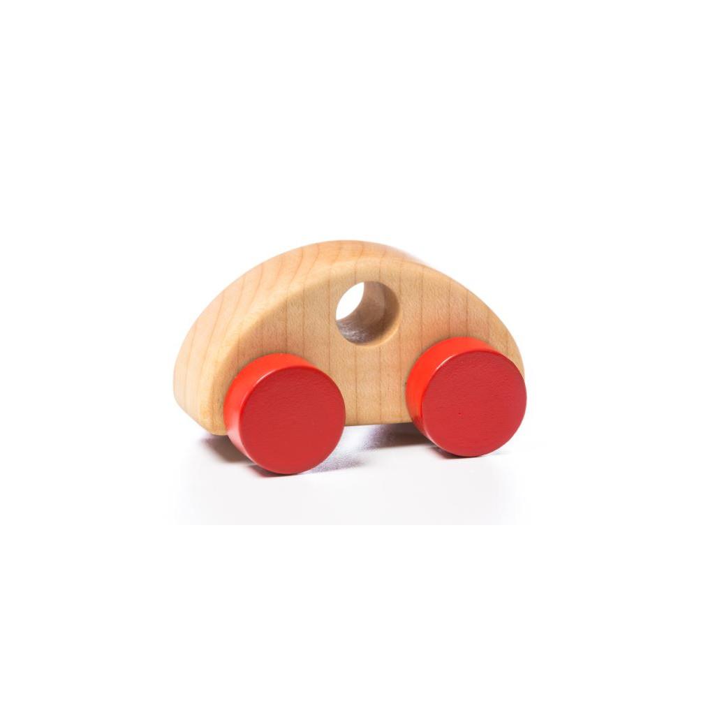 CUBIKA Miniautíčko červená