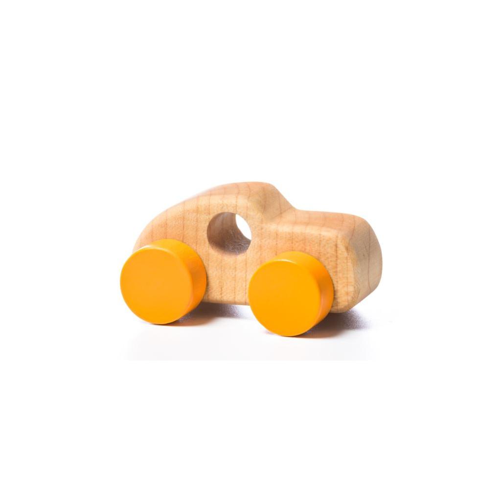 CUBIKA Miniautíčko oranžová