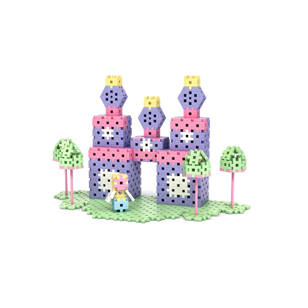 M50115 Meli Thematic Princess Castle 2