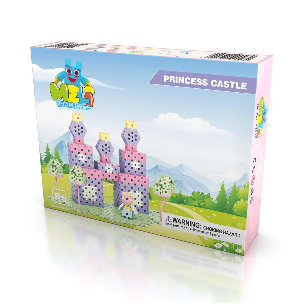 MELI Thematic Princess Castle