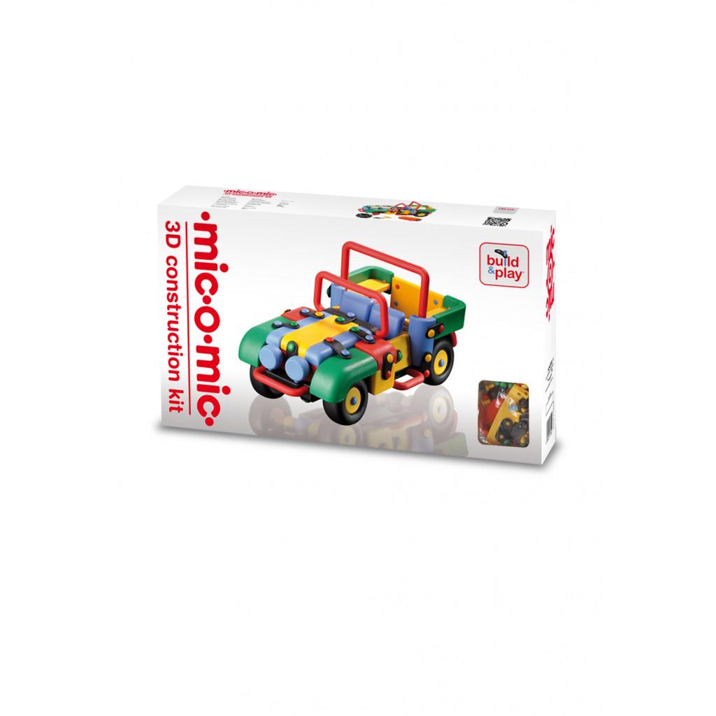 MICOMIC Terenní auto