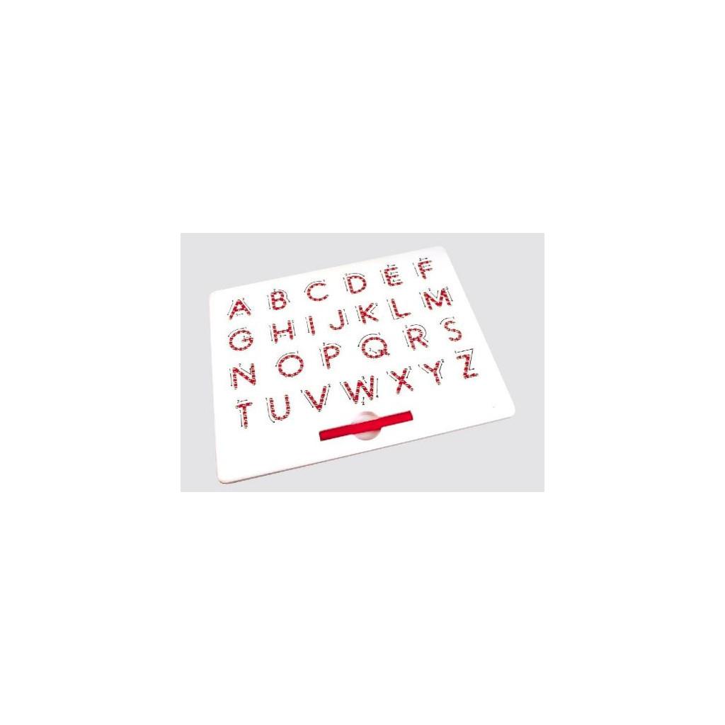 MAGPAD ABC Velká písmena, Magnetická tabulka