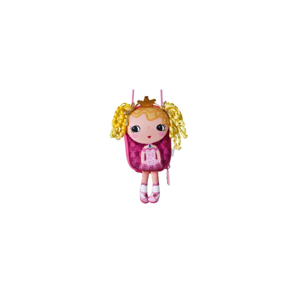 OKIEDOG Kabelka/Peněženka Tiny Treasures - Princezna