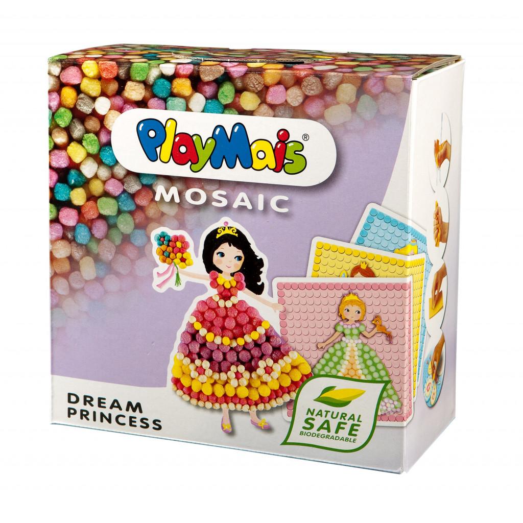 PLAYMAIS Mosaic Princezny