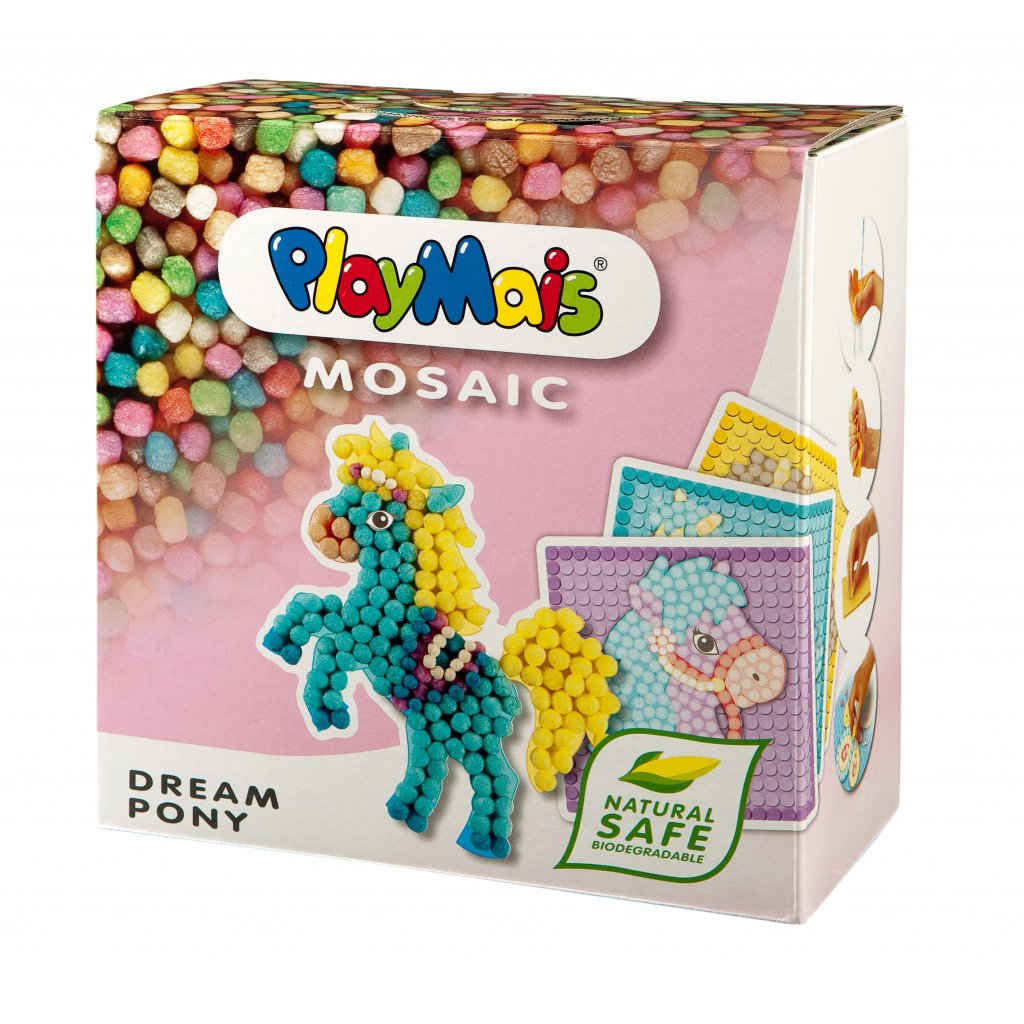 PLAYMAIS Mosaic Poníci