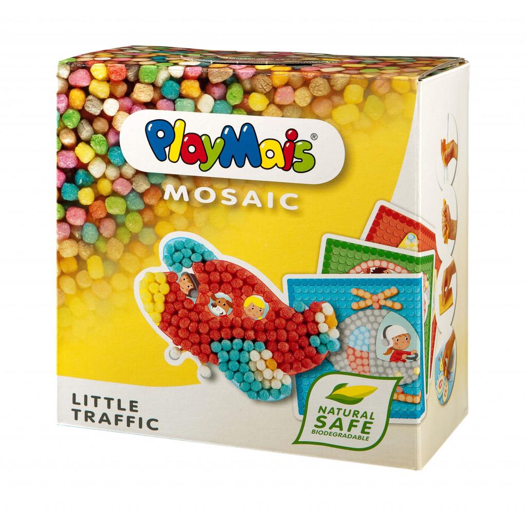 PLAYMAIS Mosaic Dopravní prostředky
