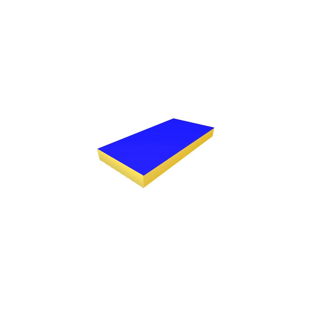 SUPRAFORT Žíněnka 100-50 (modrožlutá)