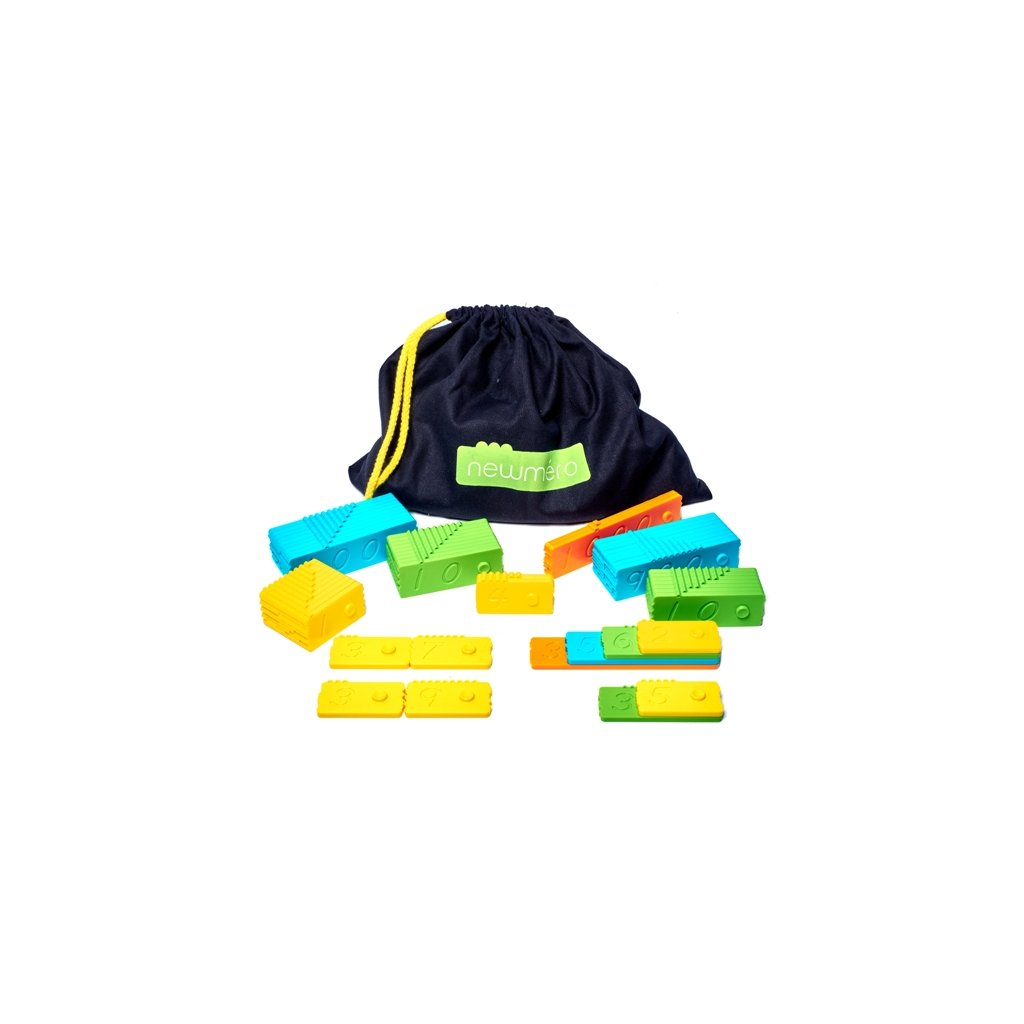 Large School pack newmero bricks without packaging mala