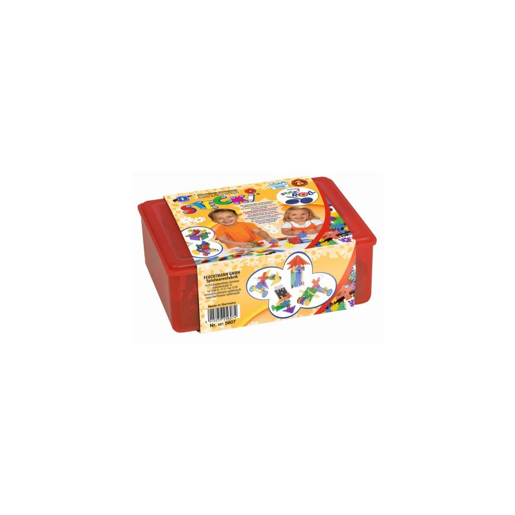 Stecki geo one for two box