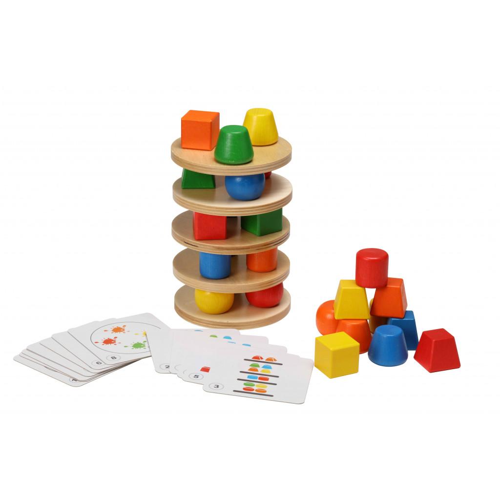 CHILD FRIEND Postav si svou věž