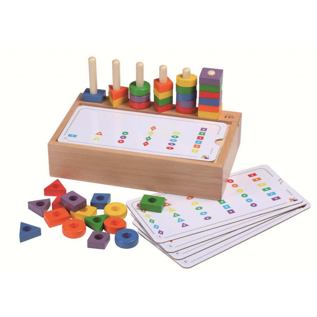 CHILD FRIEND Geometrický set