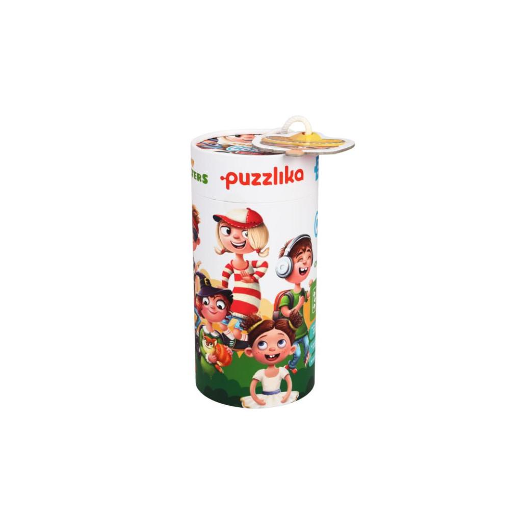 CA13586 CUBIKA Puzzle Vesele postavicky 2